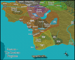 Westlands - The Southern Kingdoms