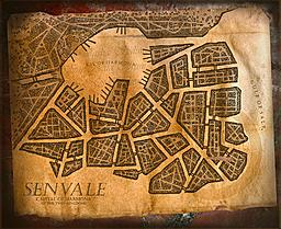 SENVALE - Senvale is the capital city of the Kingdom of Harmona. Highly industrialized, with state of the art canals gridding the city regions and...