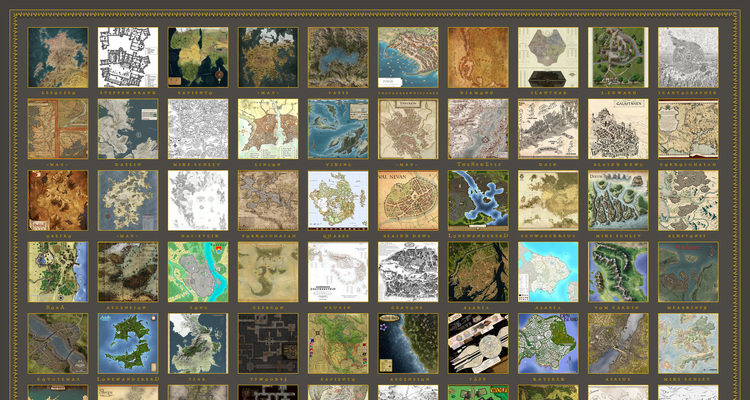 10 Years Of Cartographers Choice [at A Glance]