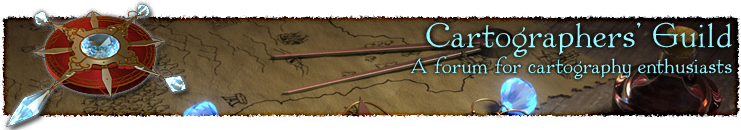 Cartographers' Guild - a community for maps of fantasy, sci-fi and real world locations